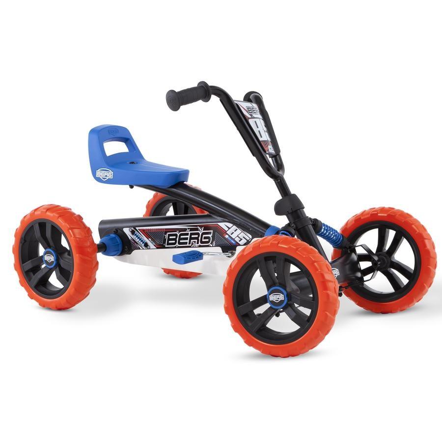 BERG Toys - Šlapací čtyřkolka Buzzy Nitro