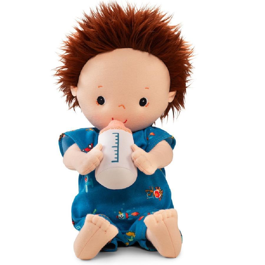 Lilliputiens Látková panenka Noa s příslušenstvím