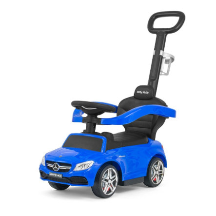 Milly Mally Slipper Mercedes-AMG C63 Coupé blauw