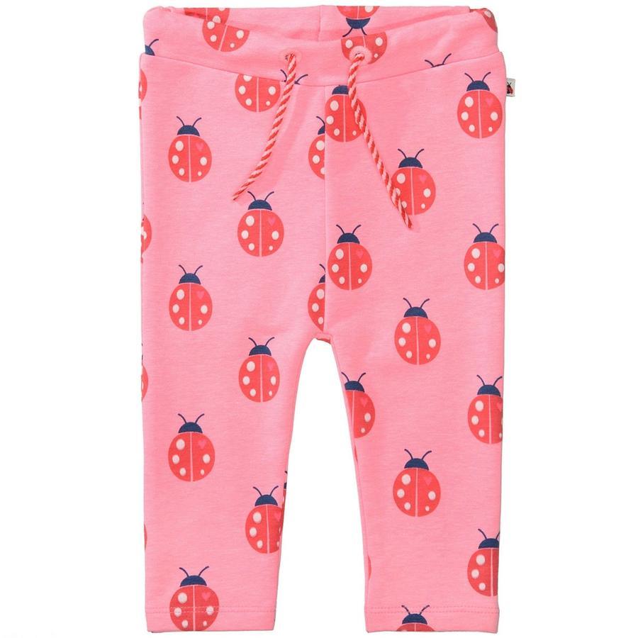 STACCATO Sweatlegging blød lyserød mønster