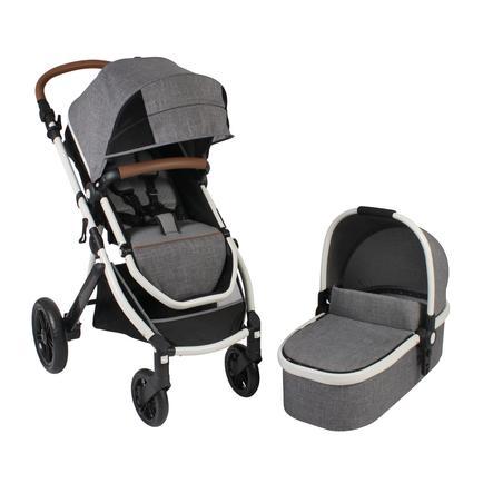 CHIC 4 BABY Wózek dziecięcy TORRE Melange Grau