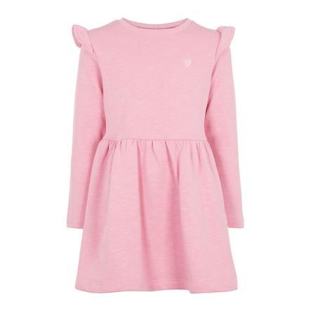 name it Girls Dress Nelis Prism Pink
