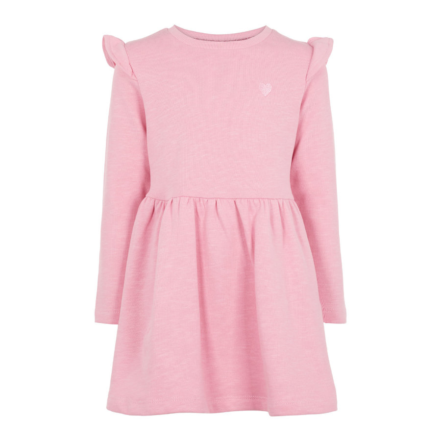 name it Piger kjole Nelis Prism Pink