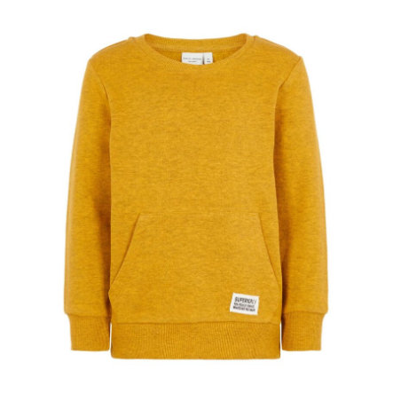 name it Fourgonnette pour garçons en sweatshirt  golden orange
