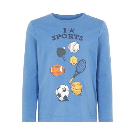 NAME IT Boys pitkähihainen paita Vagno Victor hollantilainen sininen