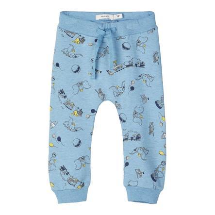 name it Pantalon de survêtement pour garçons Nbmdumbo bleu foncé