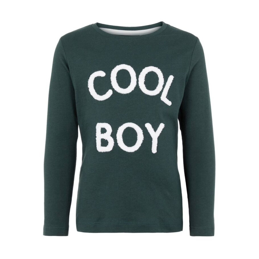 name it Boys Langarmshirt Nmmnanto green gables