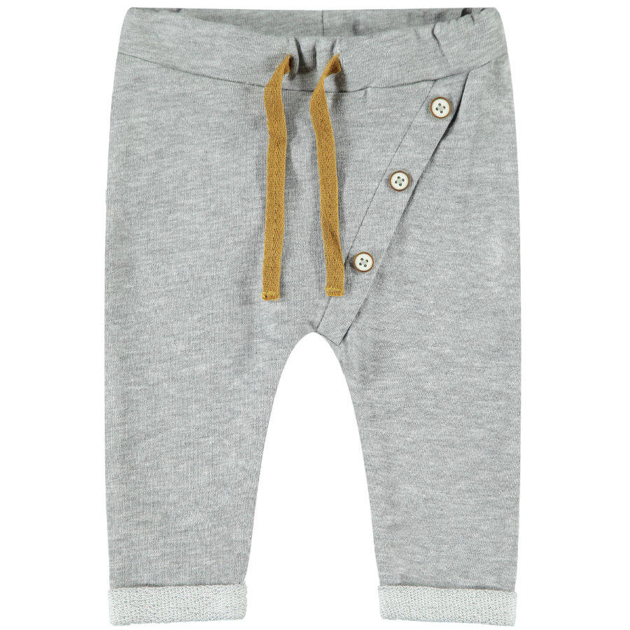 name it Chicos Pantalones de chándal Nbnuxobo gris melange