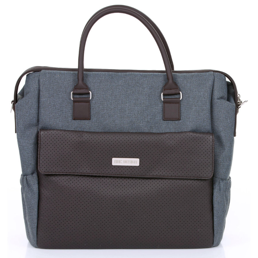 ABC DESIGN Wickeltasche Jetset mountain