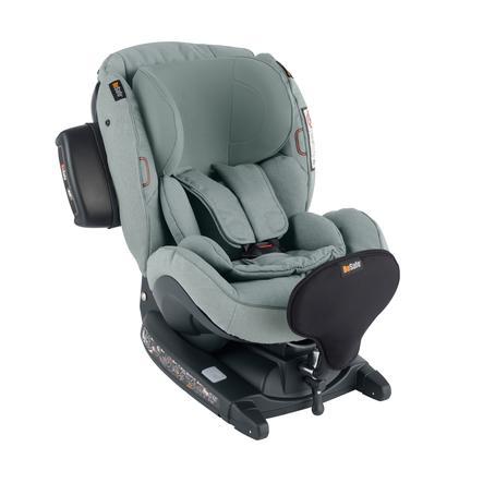 BeSafe Kindersitz iZi Kid X3 i-Size Sea Green Mélange