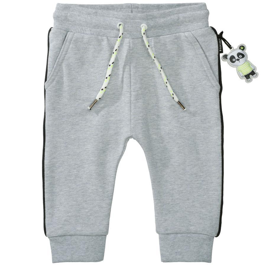 STACCATO Sweatpants blød grå melange