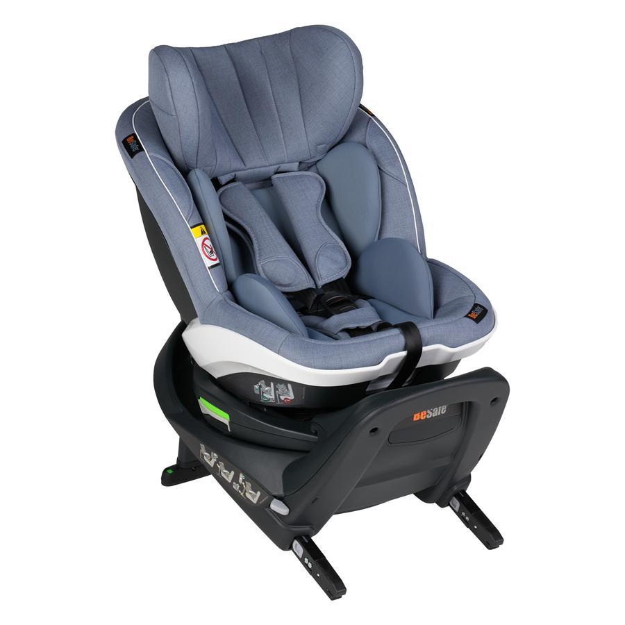 BeSafe Kindersitz iZi Twist i-Size Cloud Mélange