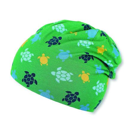 Sterntaler Slouch Beanie vert