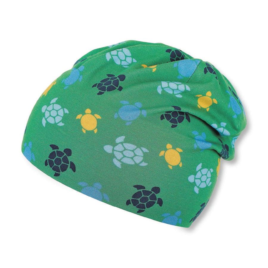 Sterntaler Slouch mössa grön