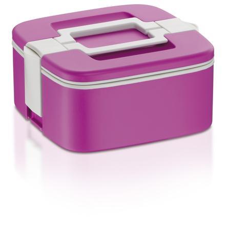 alfi Śniadaniówka foodBox, tworzywo sztuczne kolor purpurowy 0,75l
