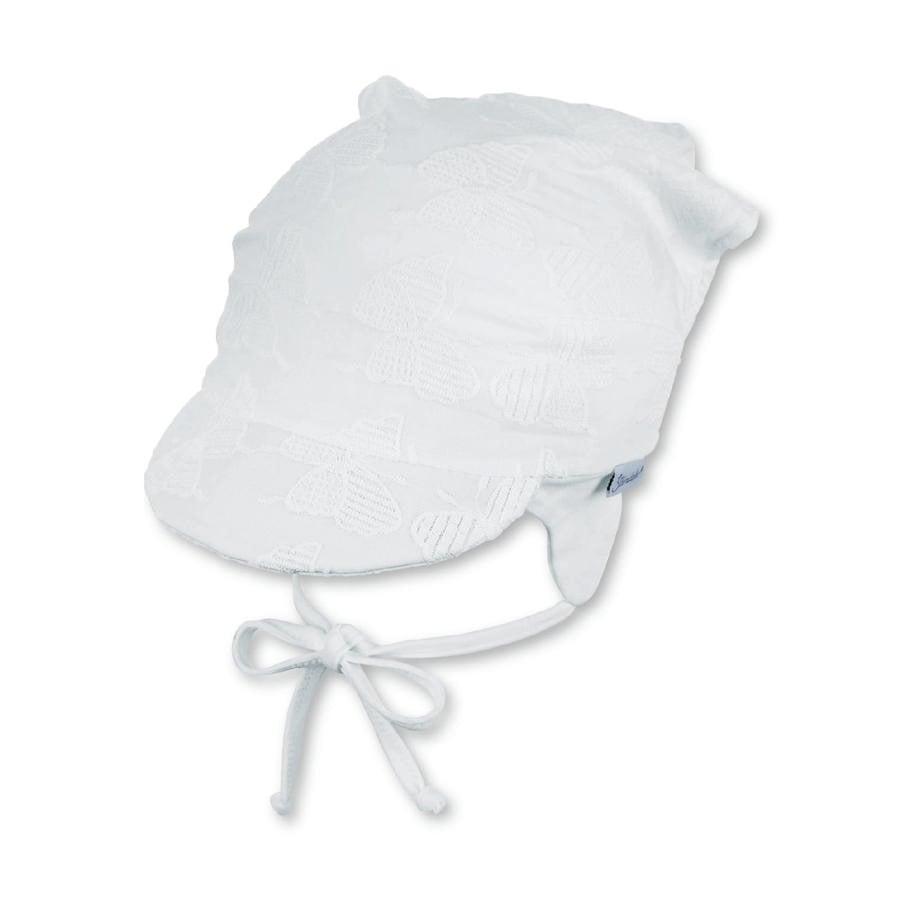 Sterntaler Headscarf vit