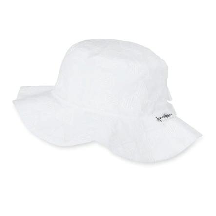 Klobouk Sterntaler bílý
