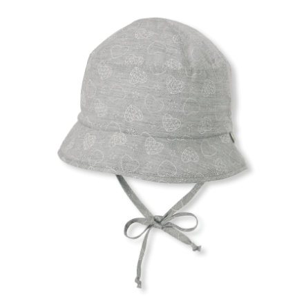 Sterntaler hattu vaaleanharmaa