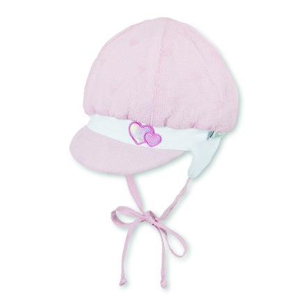 Sterntaler  Ballonmütze rosa