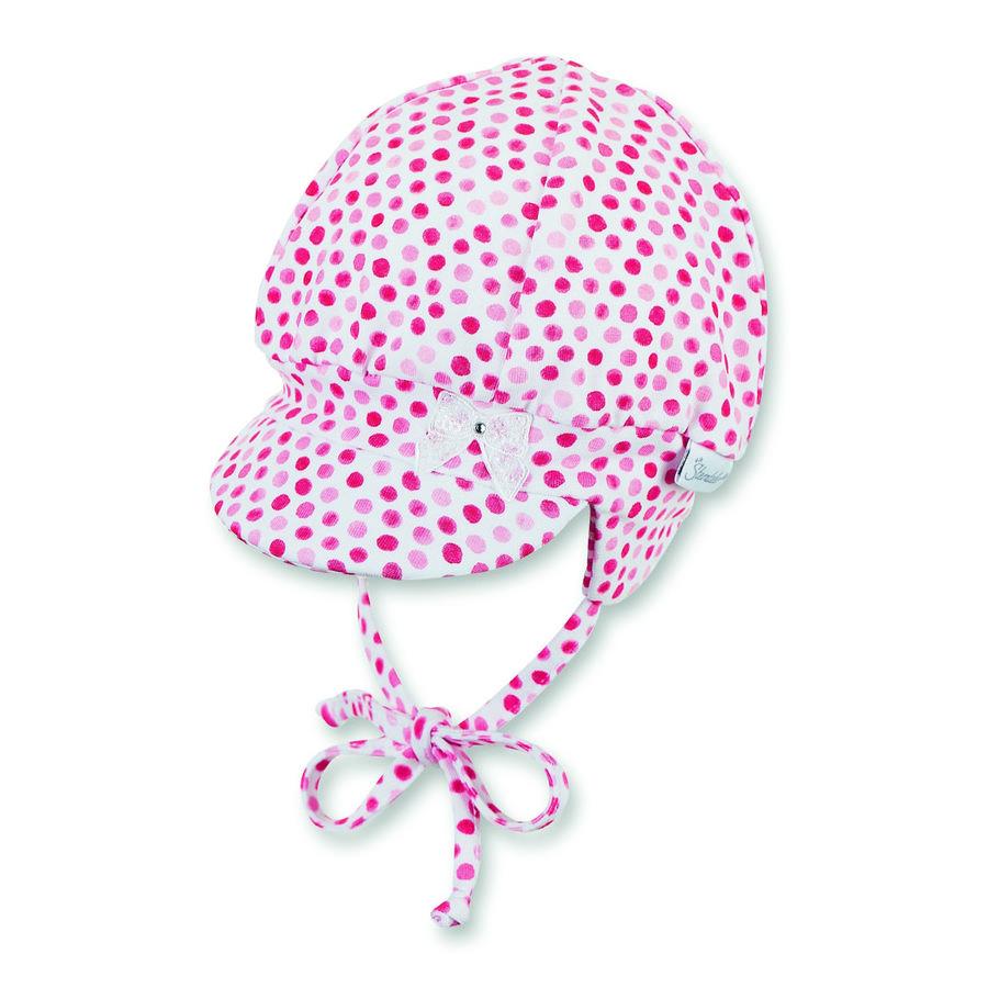 Sterntaler Czapka balonowa biała