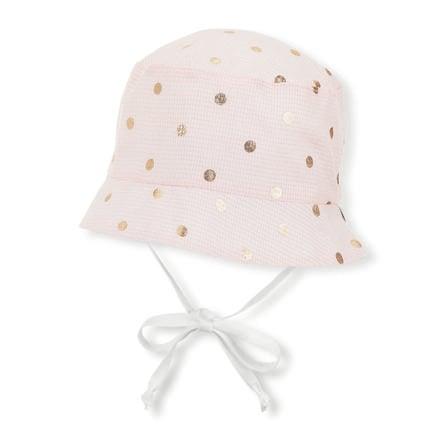 Sterntaler Hat blekrosa