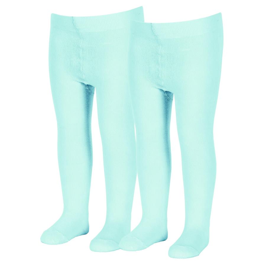 Sterntaler Pantyhose uni double pack bleu