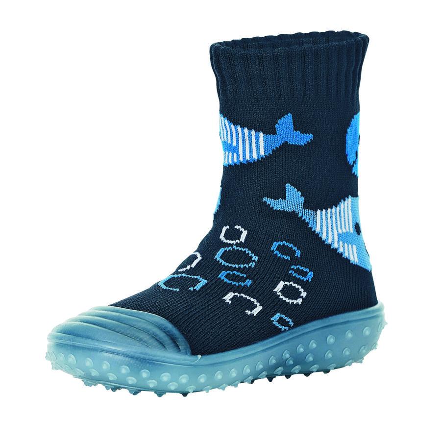 Sterntaler Adventure-Socken Wale marine