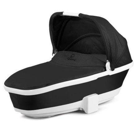 QUINNY Carrycot Black irony Model 2015
