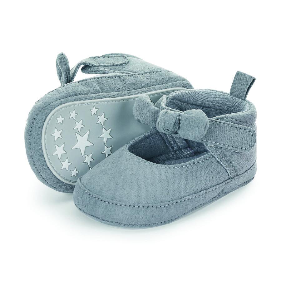 Sterntaler Baby bota kouřově šedá
