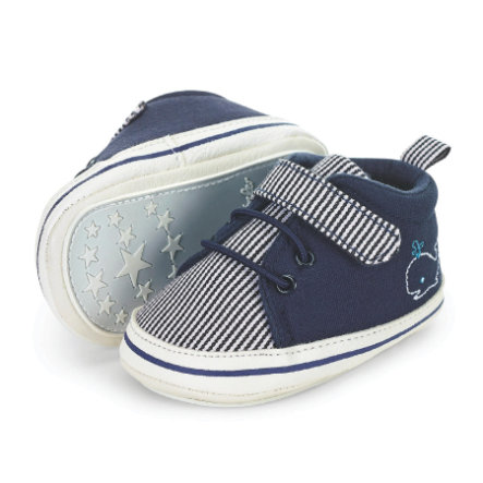 Sterntaler Baby boty námořní