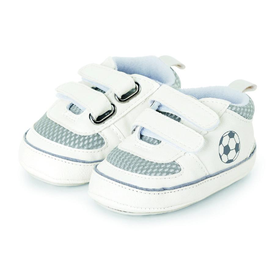 Sterntaler Chaussure de bébé blanche