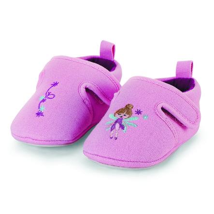 Sterntaler Girls Baby plazící se bota růžová