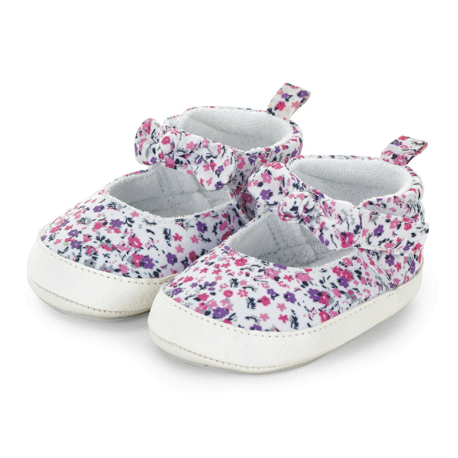 Sterntaler Chaussure de bébé rose
