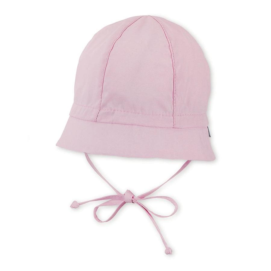 Klobouk Sterntaler Girls pink