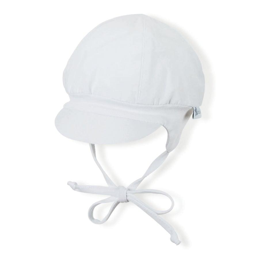 Sterntaler Ballonmütze weiß