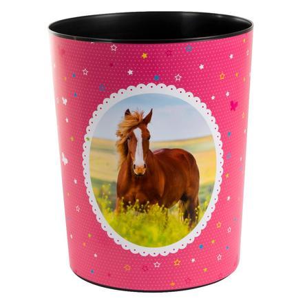 goldbuch Wastebasket -hevosrakkaus