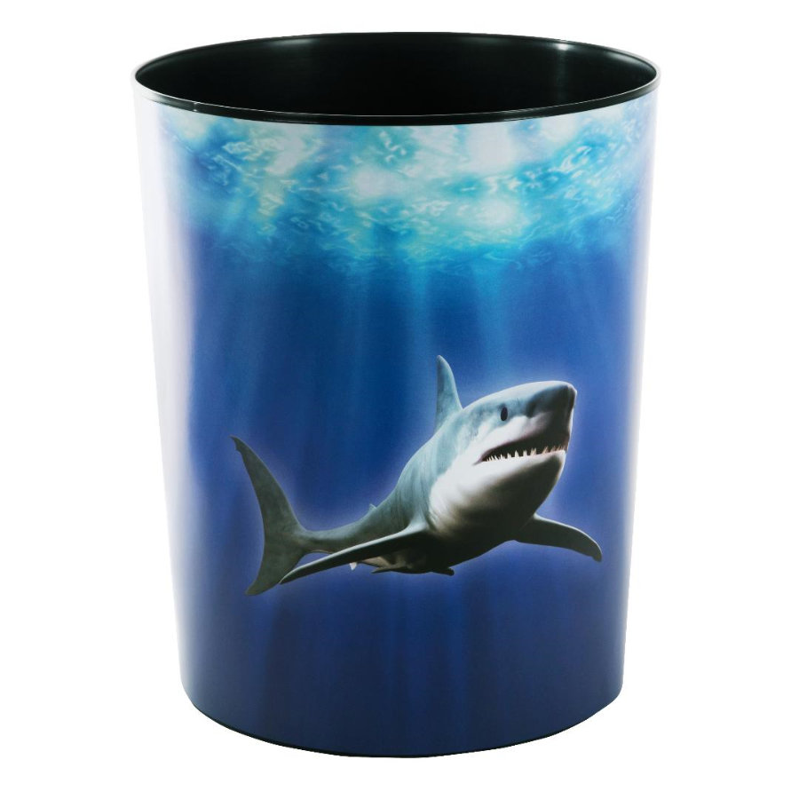 goldbuch Shark avfallspapirkurv