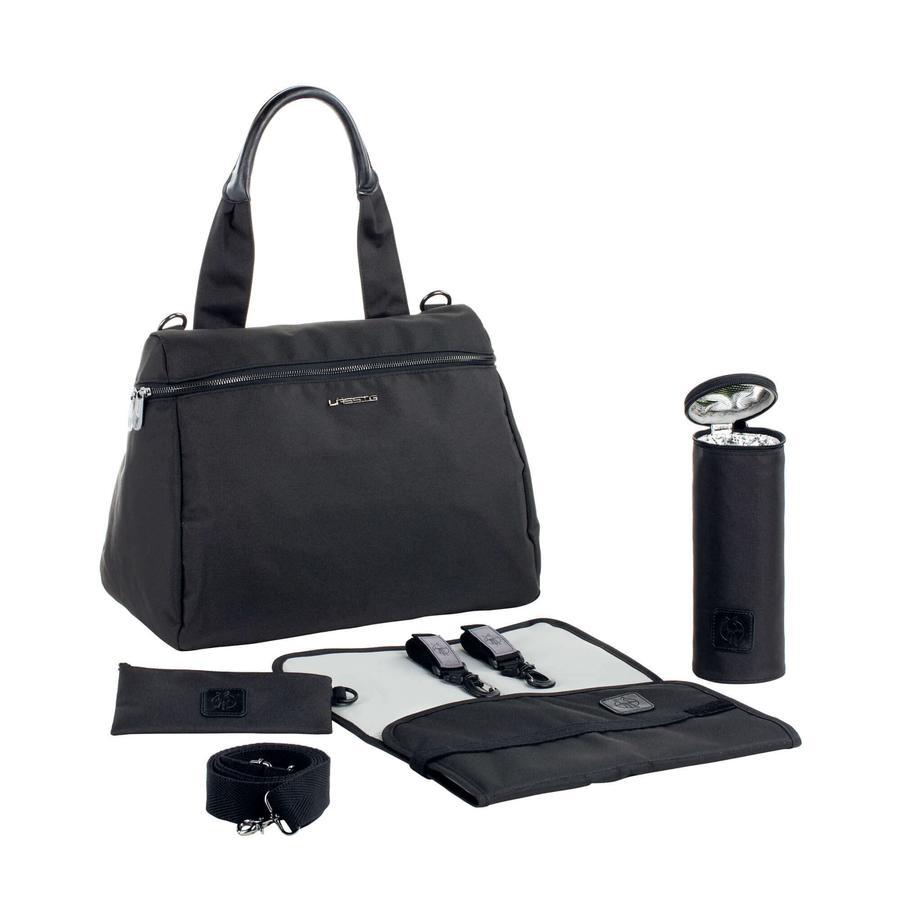 LÄSSIG Torba na akcesoria do przewijania Glam Rosie Bag black
