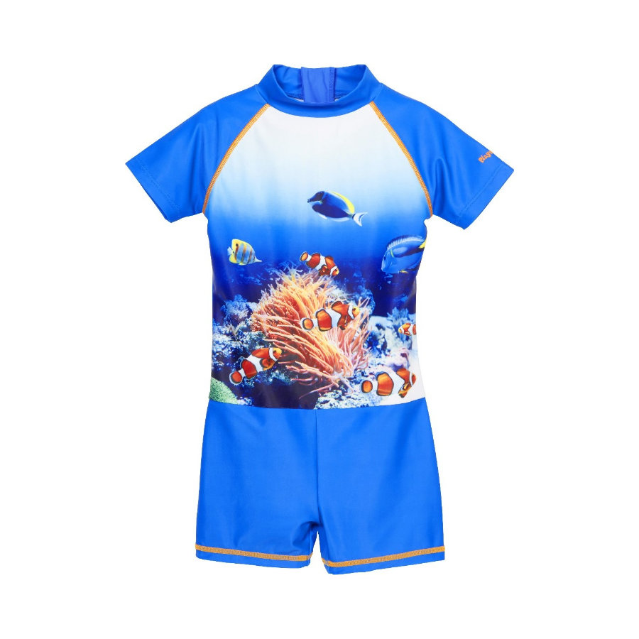 Playshoes UV-Schutz Bade-Set Krokodil Short T-Shirt Polyamid Ökotex 100