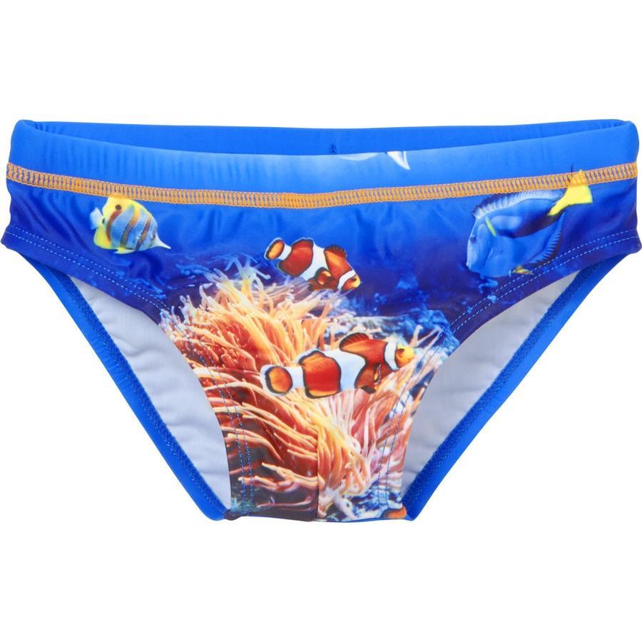 Spiller UV-beskyttelse badebukser under vann