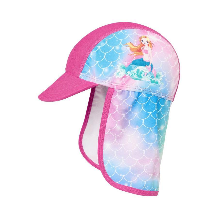 Playshoes UV-Schutz Mütze Meerjungfrau
