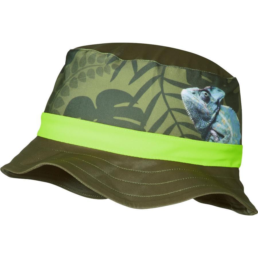 Playshoes UV-beskyttelse fisk hat kamæleon