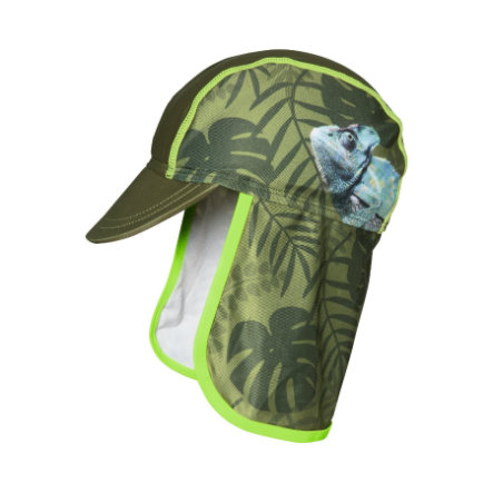 Playshoes  UV-beschermingskap kameleon