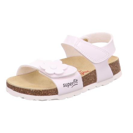 superfit  Lit de pied sand tout blanc