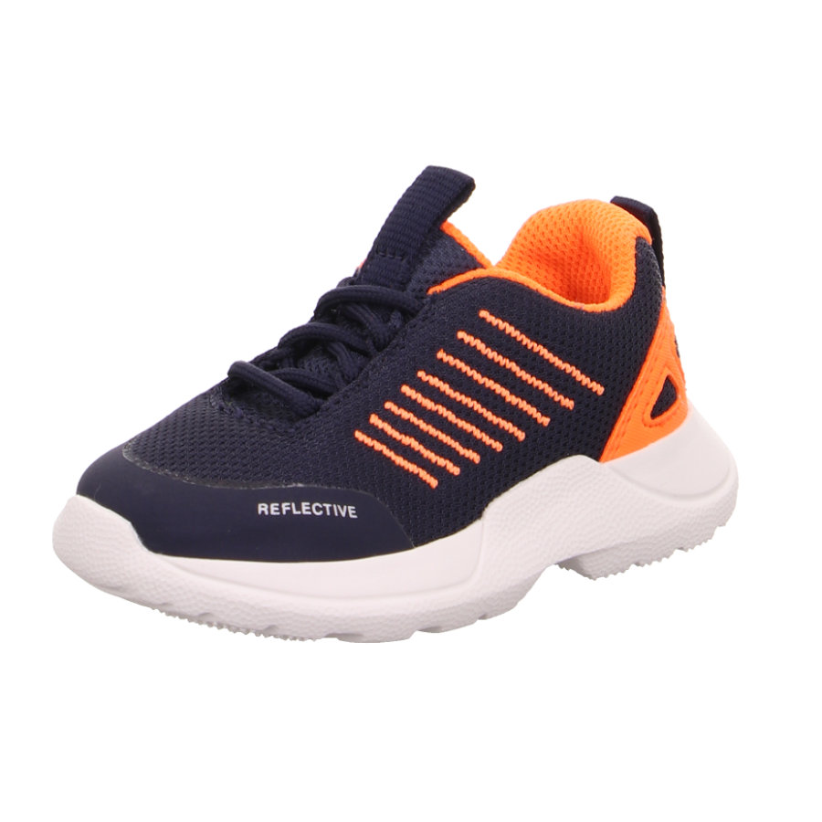 superfit Halbschuh Rush blau/orange