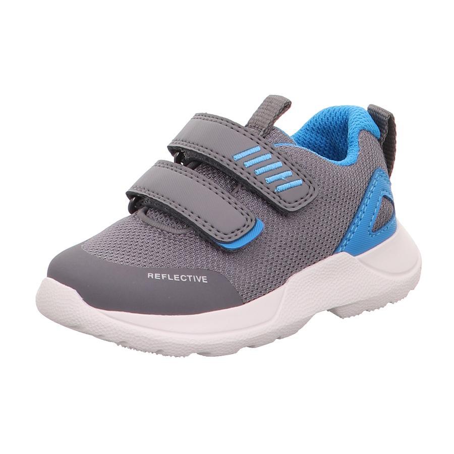 superfit lav sko Rush blå / grå