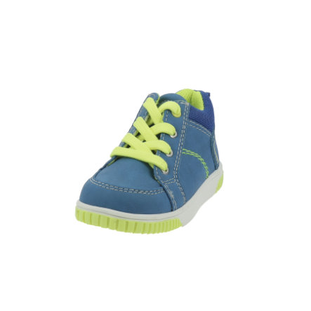 Be Mega Halbschuh royal-neon yellow