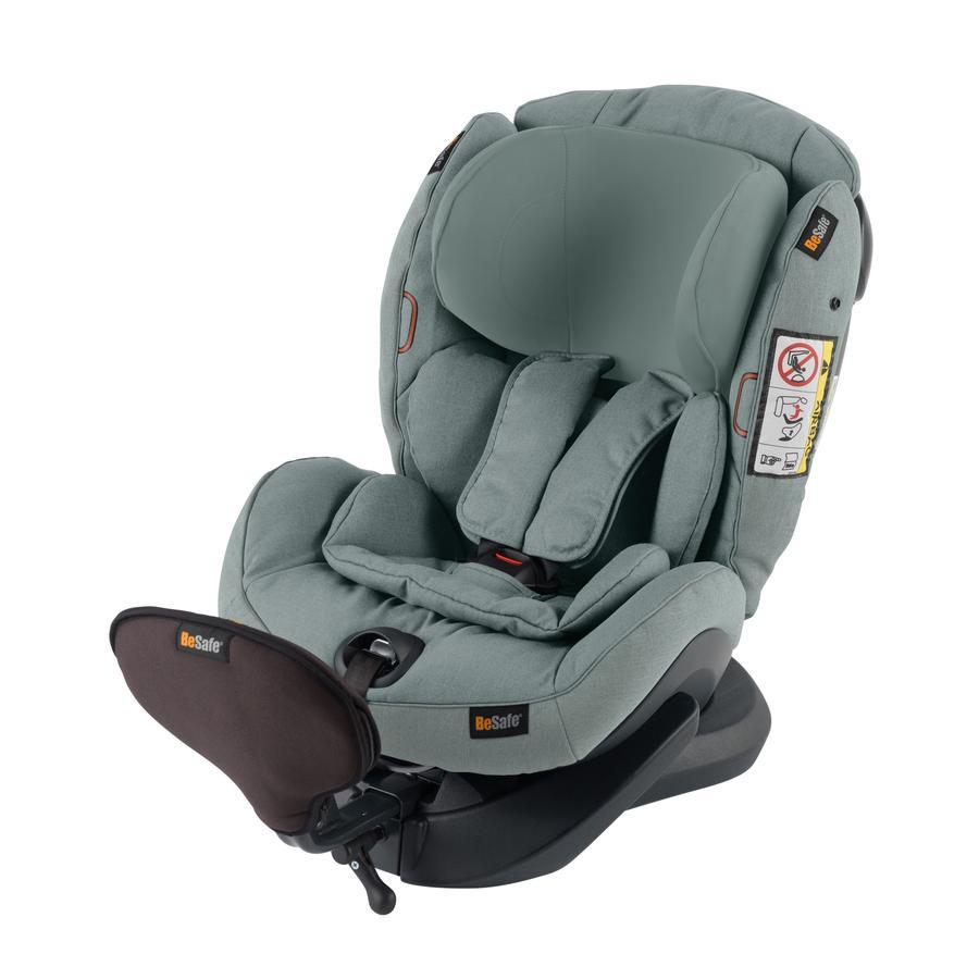 BeSafe Kindersitz iZi Plus X1 Sea Green Mélange