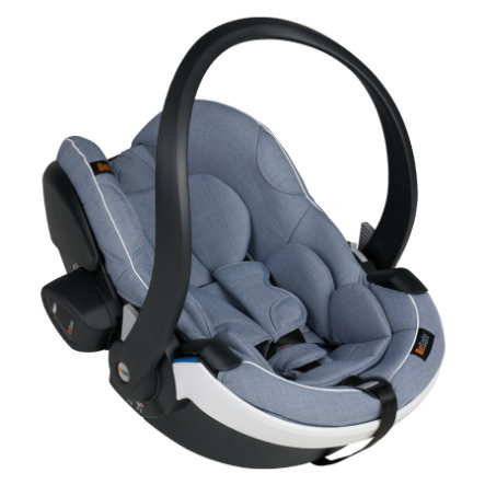 BeSafe Babyschale iZi Go Modular X1 i-Size Cloud Mélange
