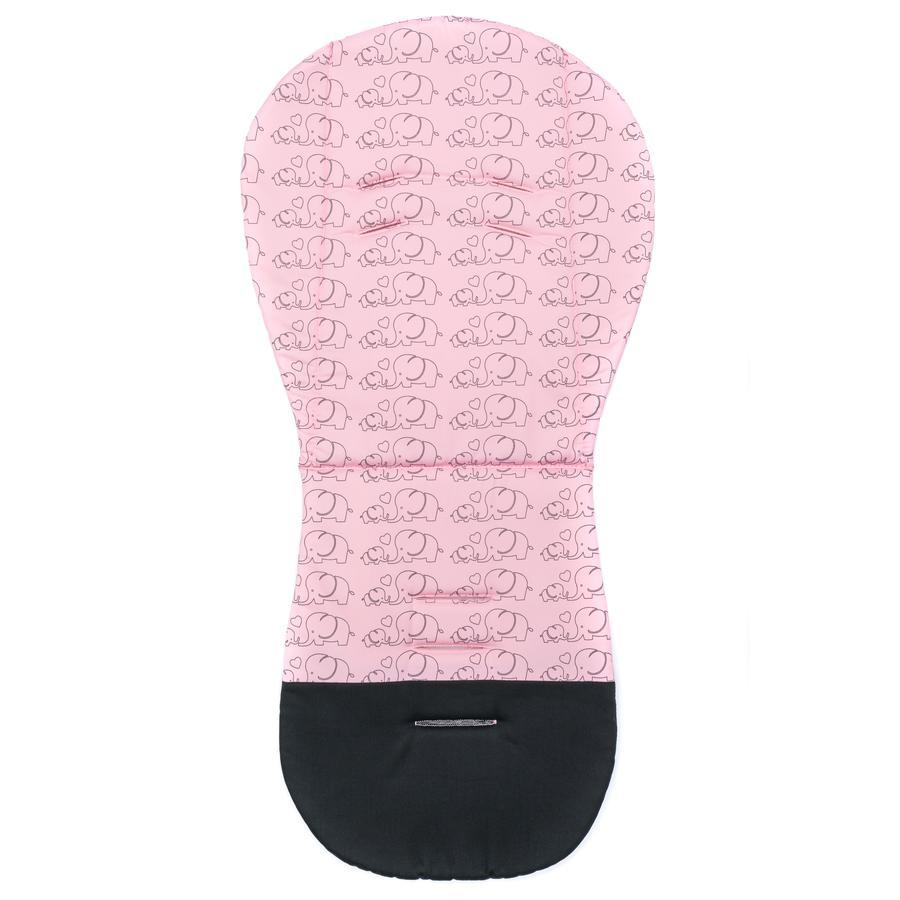 fillikid Elephant Pink oboustranná podpora